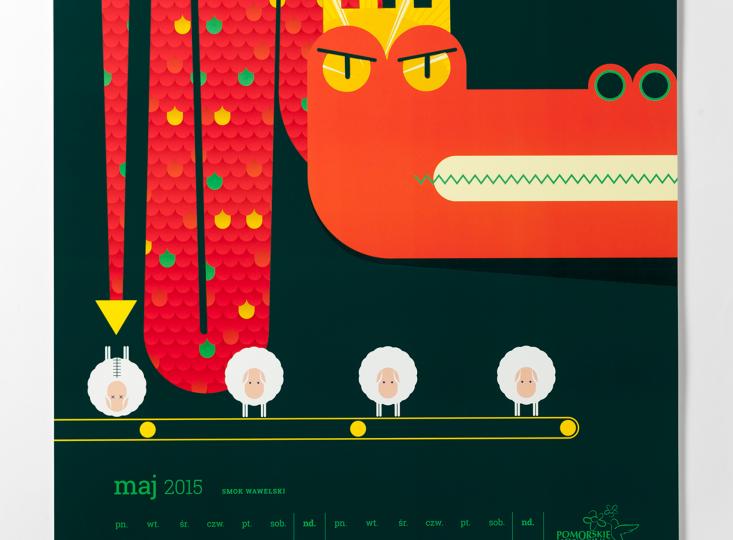 TOFU bajki charytatywny kalendarz