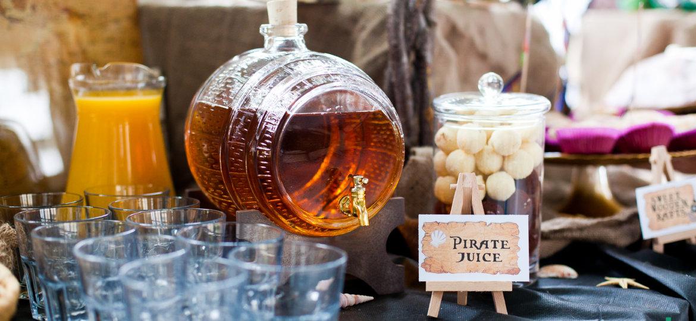 urodziny wśród piratów Gagat Project