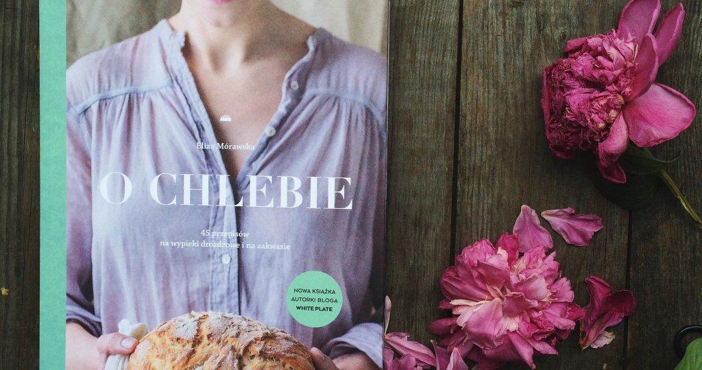 O chlebie - White Plate