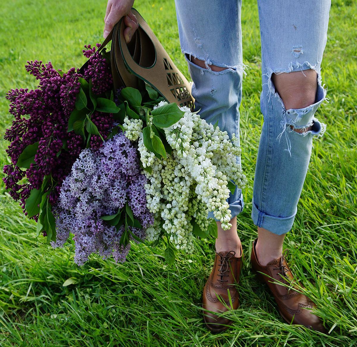 Bluma Bag torba na kwiaty