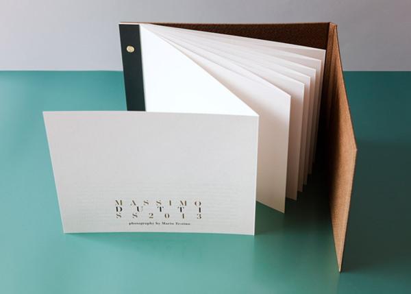 Massimo Dutti Paper Art