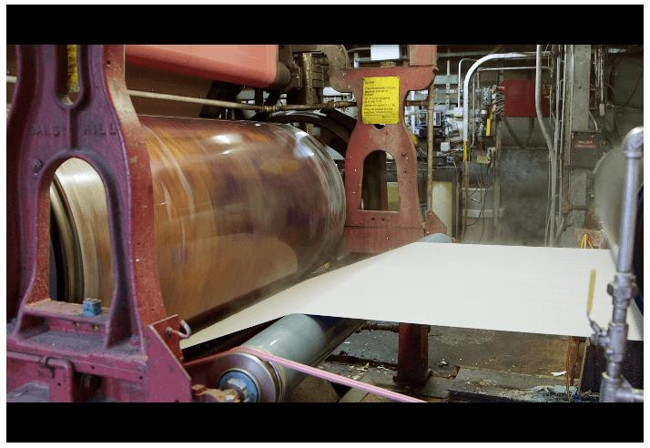 Mohawk - jak powstaje papier?