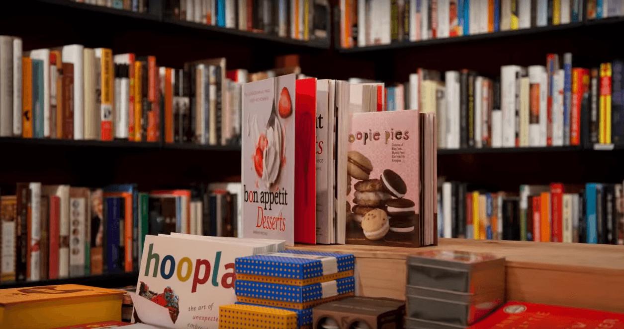 Type Books w Toronto