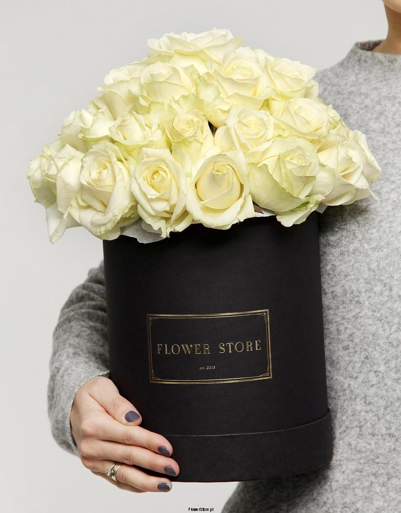 Kwiaty W Pudełku Papierowy Dizajn