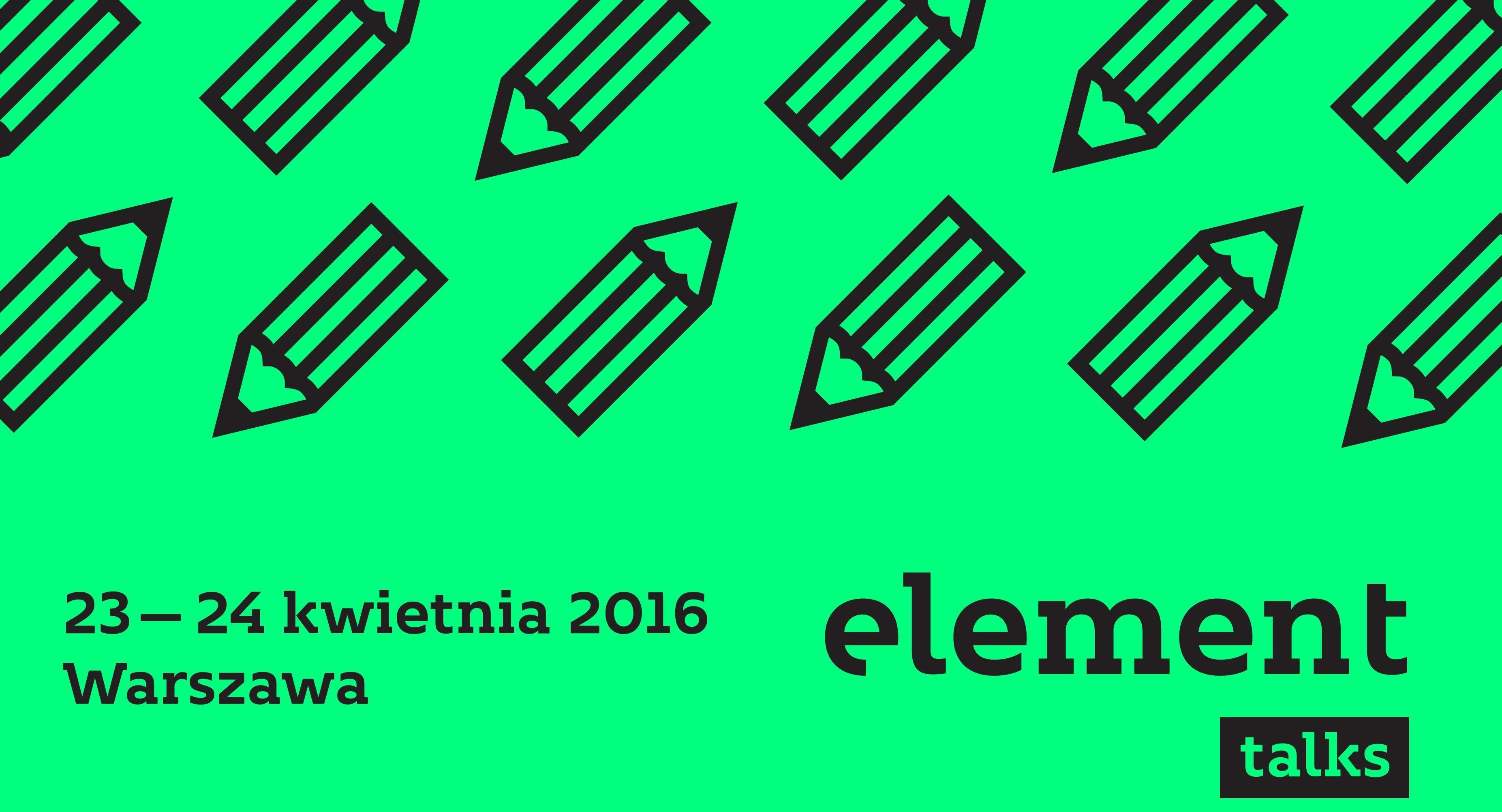 Elements Talk 2016