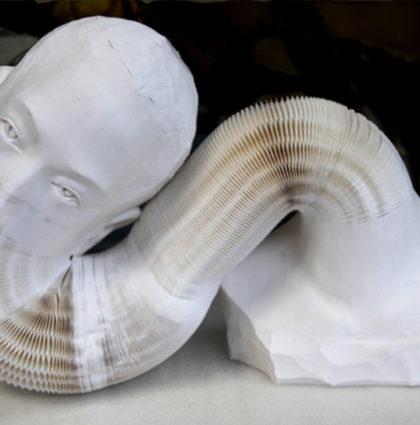 Rzeźby jak z gumy
