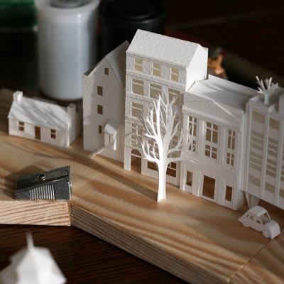 Papierowe miasto w 365 dni
