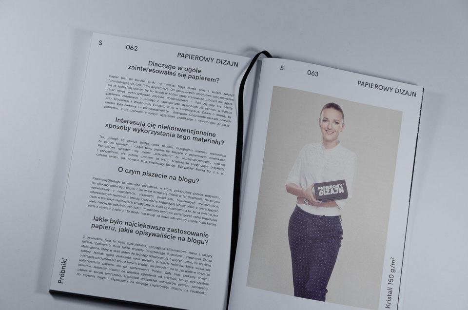 Papier Munken Kristall w magazynie Próbnik!