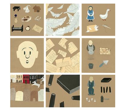 Ilustracje inspirowane codziennością