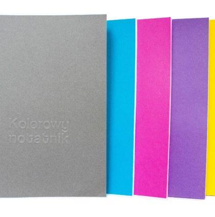Wygraj kolorowe notesy – roztapiające mrozy i dodające energii!