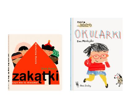 Konkurs Jasnowidze – ilustracje książek dla dzieci