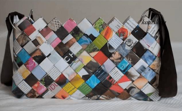 torebka origami