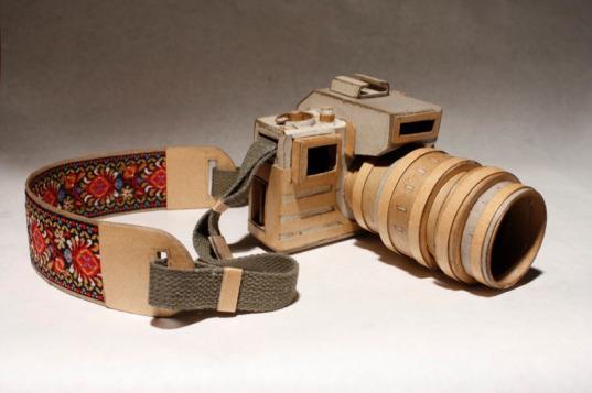 Kiel Johnson aparat z papieru