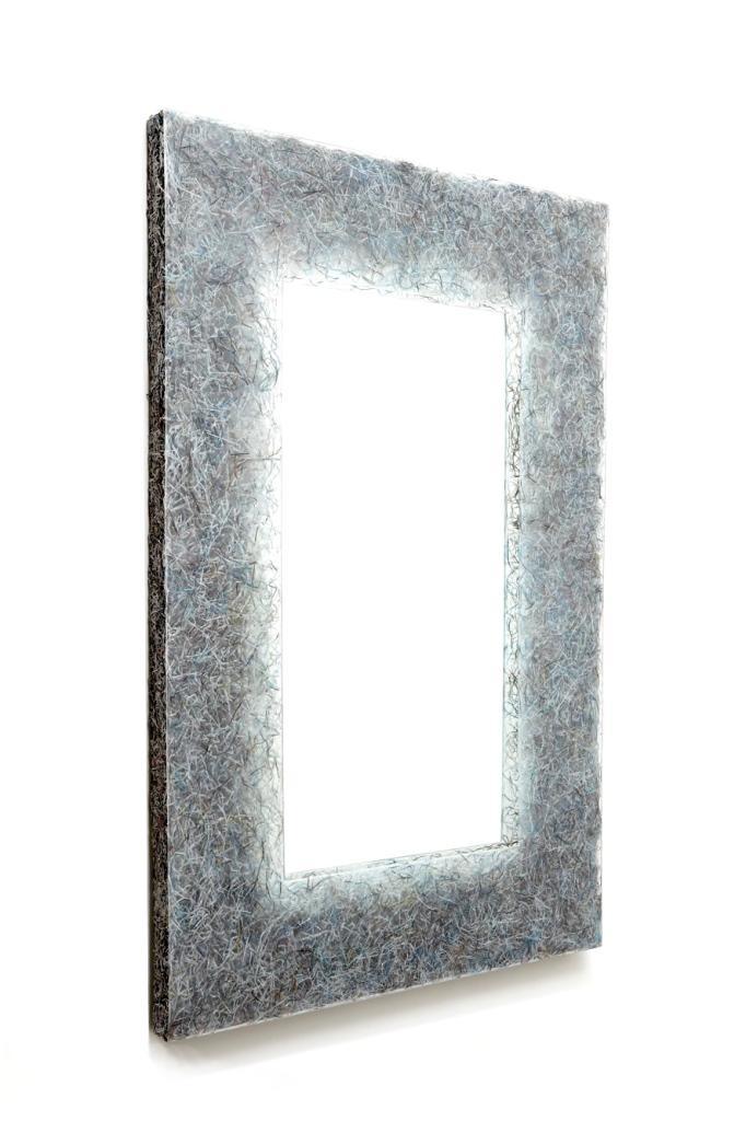 meble z papieru z niszczarki