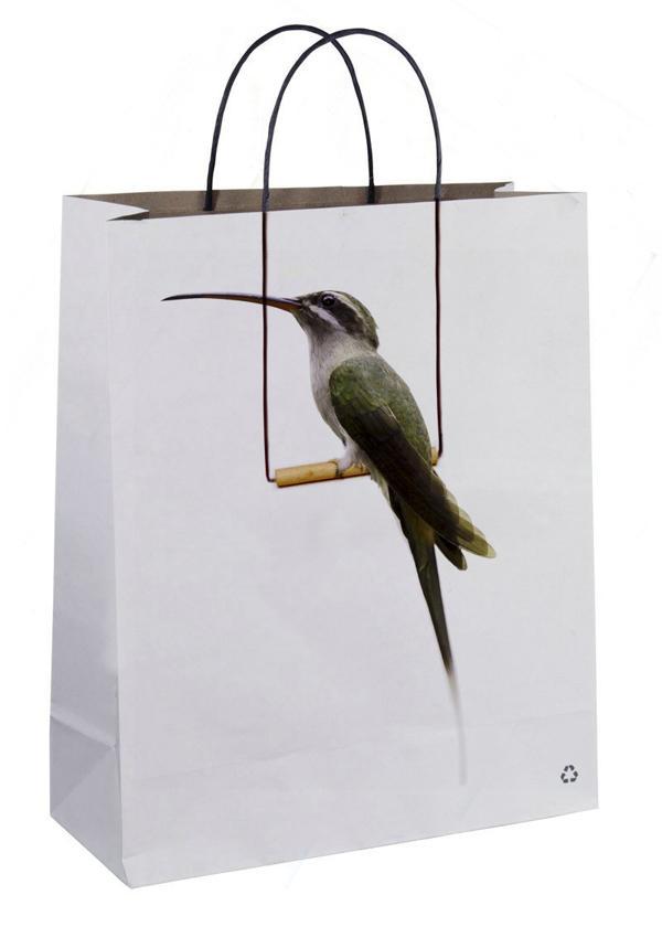 creative paper bag