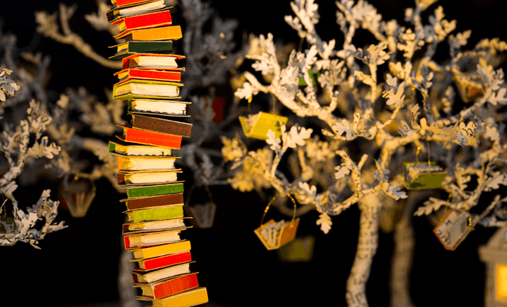 książki Su Blackwell
