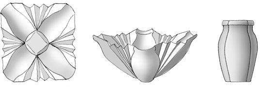 Urna z papieru