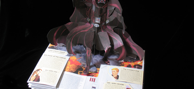Star Wars Pop-up książka