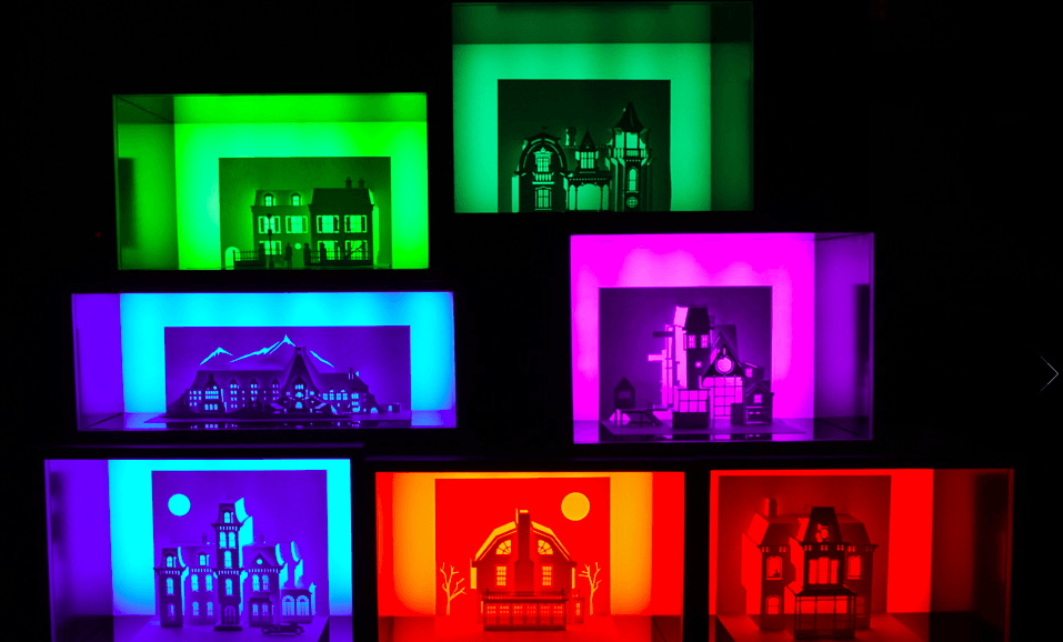 Horrorgami by Paper Dandy