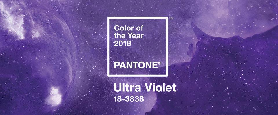 Kolor roku 2018 według Pantone