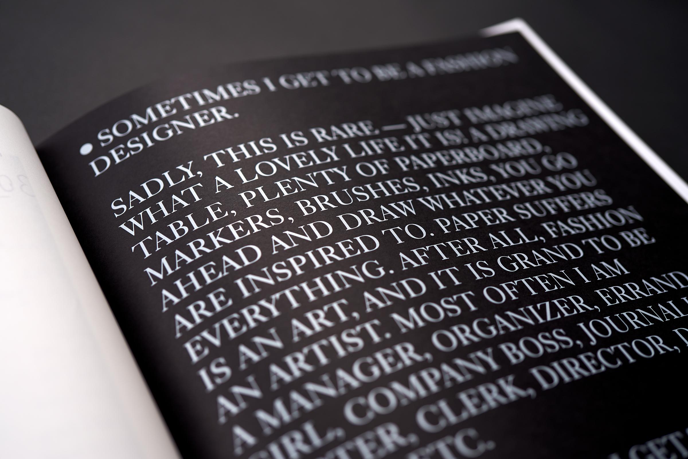 Katalog z wystawy Barbary Hoff