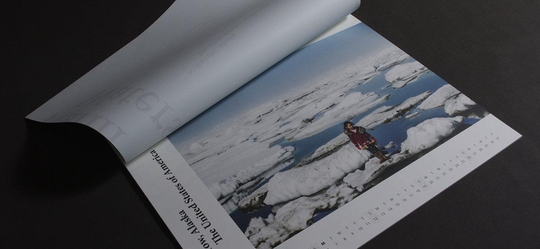 Kalendarz Arctic Paper