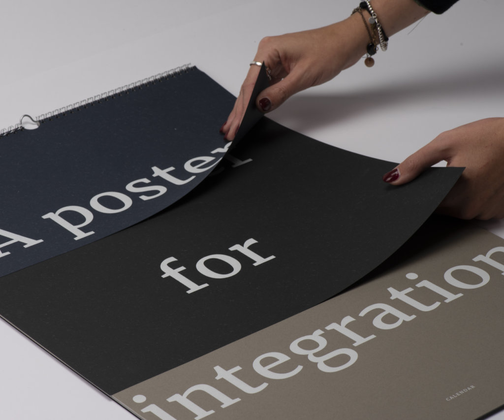 Posterheroes Posters for integration Favini